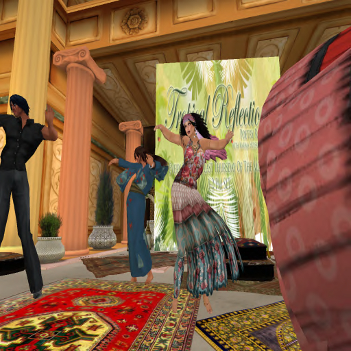 Reflecting On Poetry Reflections  ~ Tears That Turned To Belly Dancing ~ (4/6)