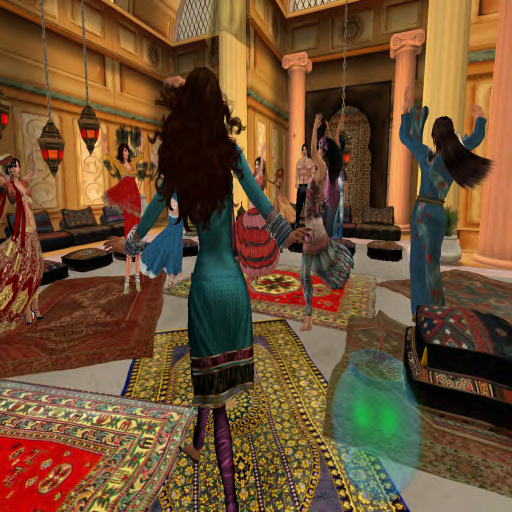 Reflecting On Poetry Reflections  ~ Tears That Turned To Belly Dancing ~ (6/6)