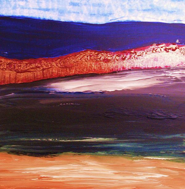 Angry Sea by Malana Claringbould