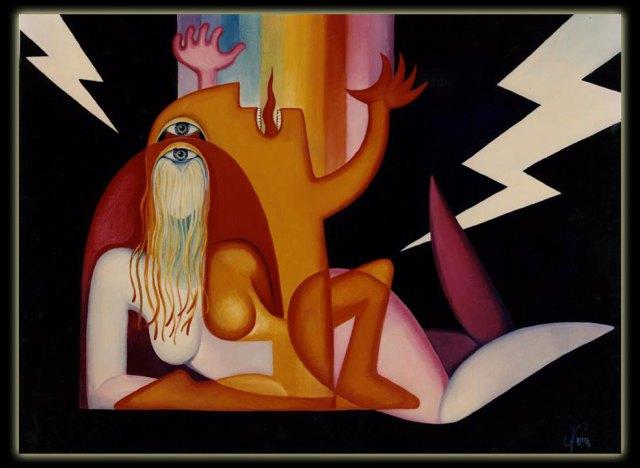 """""""Culture Shock """"by Jan Betts"""