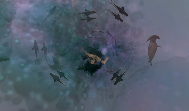 A Virtual Sharknado !