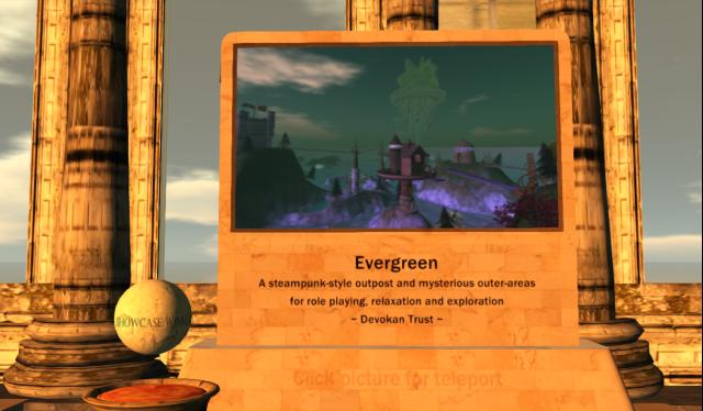 """""""Evergreen"""" by devokan Trust"""