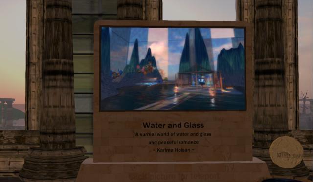 """Water & Glass"""