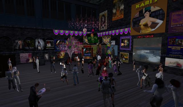 Big crowd!