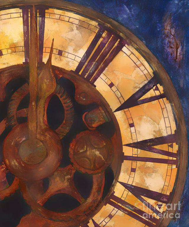 Time Askew by Barb Pearson