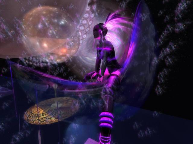 Nina Camplin-Fuschia is Over The Moon on Vector's Vortex