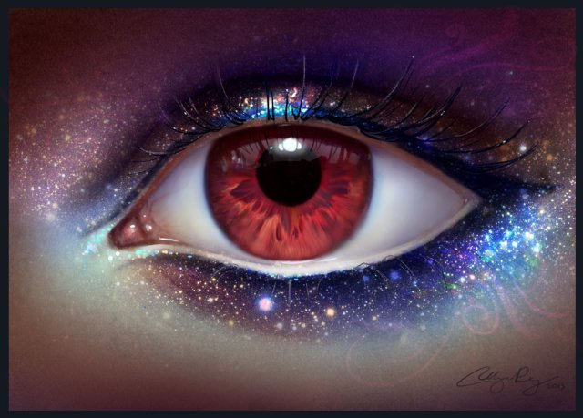 The Eye of The Universe by Selanada