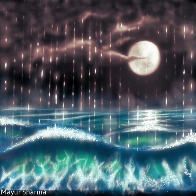 pearl-rain--precious-pearl-ocean-mayur-sharma