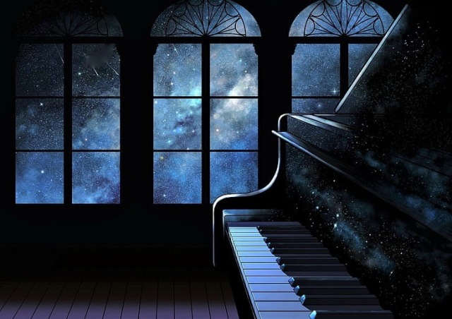 artistic-sky-night-piano-wallpaper-preview 2